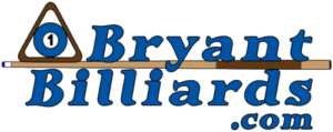Bryant Billiards logo 2016 Welcome to Bryant Billiards!