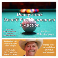 Danny Frank Benefit Tournament